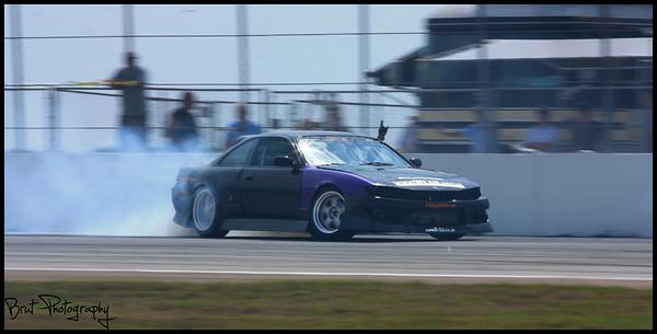 Honda Grand Prix 2009 Drift